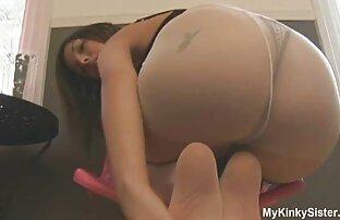 Sex-Maschine pornos mit älteren brachte rote Haare zu einem Wasser Orgasmus