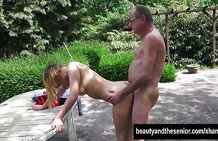 Mädchen, eine Frau, ein sexfilme mit schlanken reifen frauen Mann mit einem großen Schwanz,